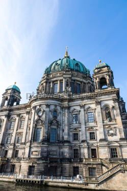 Architecture : Berlin Cathedral (Berliner Dom) Berlin Germany #06901