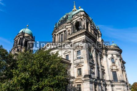 Architecture : Berlin Cathedral (Berliner Dom) Berlin Germany #06902