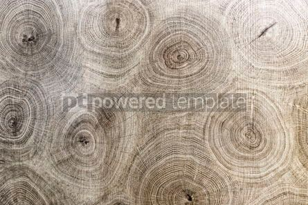 Abstract: Brown old grunge textured wooden background #06936