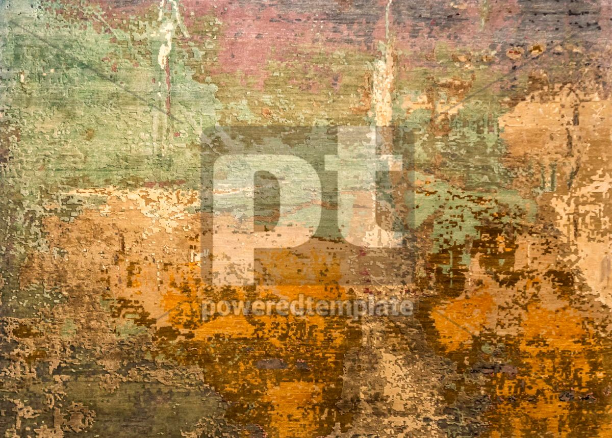 Grunge old wall texture background, 06946, Abstract — PoweredTemplate.com
