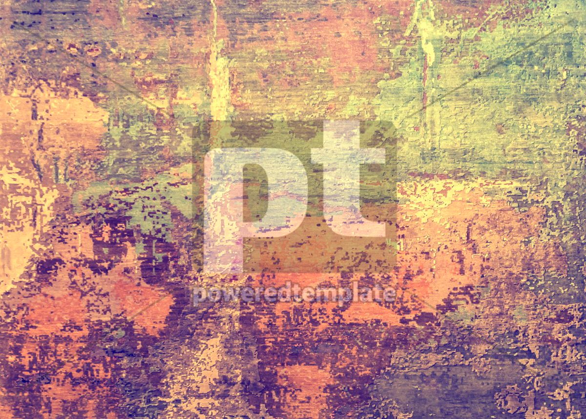 Grunge old wall texture background, 06947, Abstract — PoweredTemplate.com