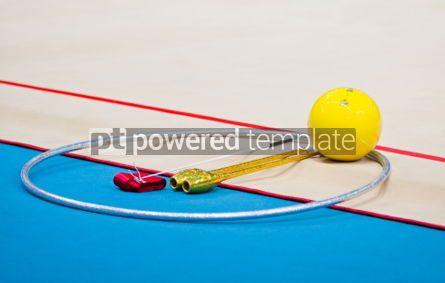Sports : Rhythmic Gymnastics apparatus #06997