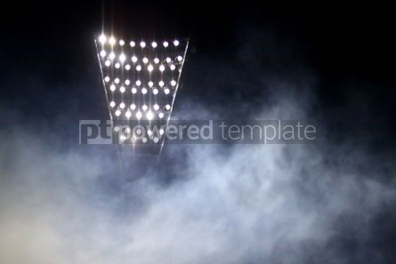 Sports : Stadium lighting mast #07000