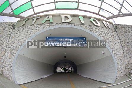 Transportation: Warszawa Stadion railway station in Warsaw city Poland #07022