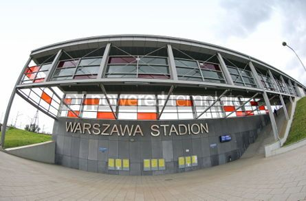 Transportation: Warszawa Stadion railway station in Warsaw city Poland #07023