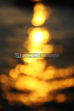 Nature: Out of focus bokeh background of sea water #07087