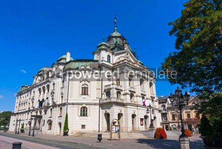 Architecture : Building of National Theatre in Kosice Slovakia #07381