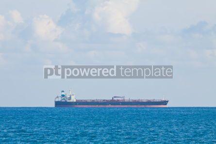Industrial: Ship in Mediterranean sea near Cyprus #07508