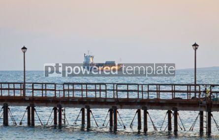 Industrial: Ship in Mediterranean sea near Cyprus #07511