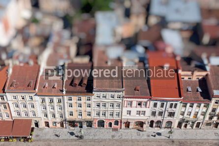 Architecture : Market Square in a center of Lviv city Ukraine. View from Lviv  #07756
