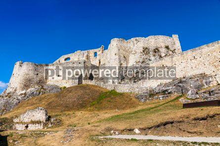 Architecture : Spis Castle (Spissky hrad) Slovakia #07775