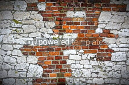 Architecture : Old grunge dirty brick wall #07780