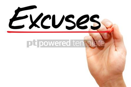 Business: Excuses #07888