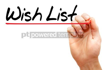 Business: Wish List #07890