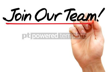 Business: Join Our Team #07895