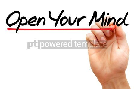Business: Open Your Mind #07913