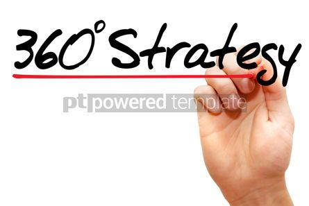 Business: 360 degrees Strategy #07923