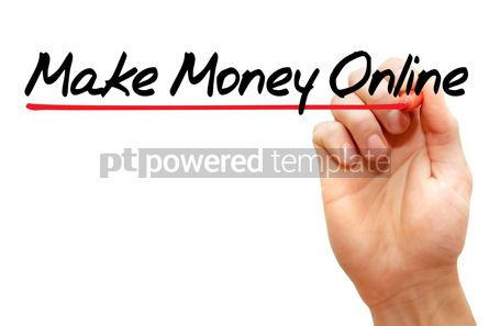 Business: Make Money Online #07930