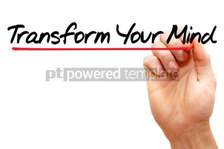 Business: Transform Your Mind #07944