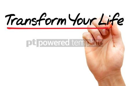 Business: Transform Your Life #07955