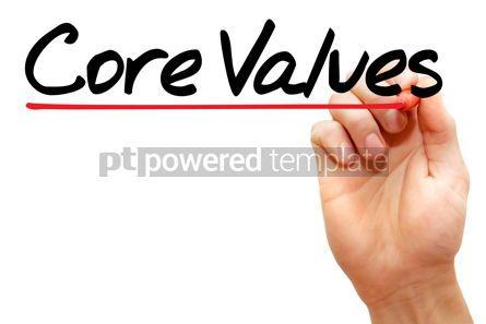 Business: Core Values #07959
