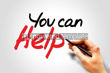 Business: You can Help #07966