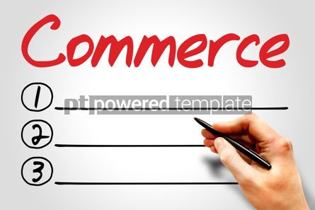 Business: COMMERCE #07972