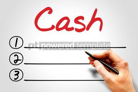 Business: CASH blank list #07979