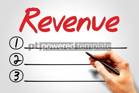 Business: REVENUE #07981