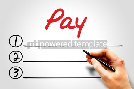 Business: PAY blank list #07989