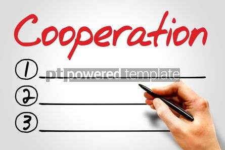 Business: COOPERATION #07993
