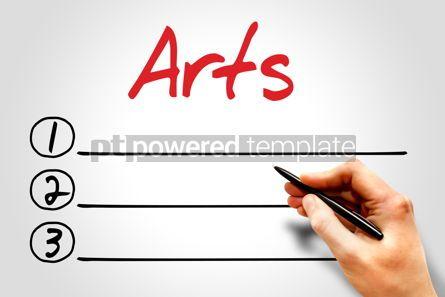 Business: ARTS blank list #08000