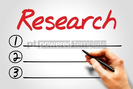 Business: Research #08007