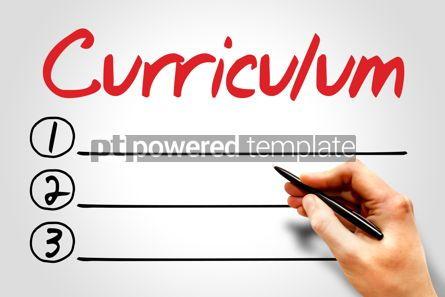 Business: CURRICULUM #08012