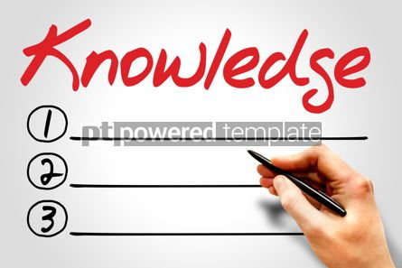 Business: KNOWLEDGE #08018