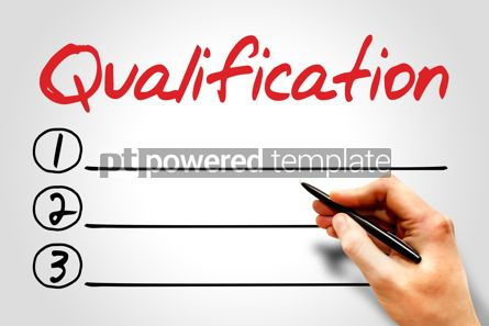 Business: Qualification #08024