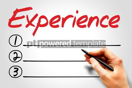 Business: Experience #08025