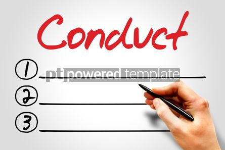 Business: Conduct #08031