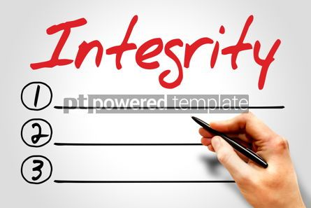 Business: Integrity #08035