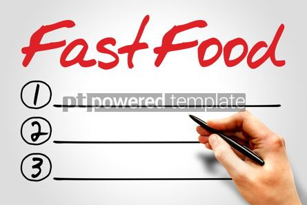 Food & Drink: FAST FOOD #08042