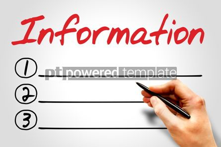 Business: Information #08058
