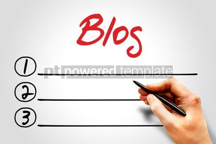 Technology: Blog blank list #08071
