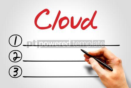 Technology: Cloud #08076