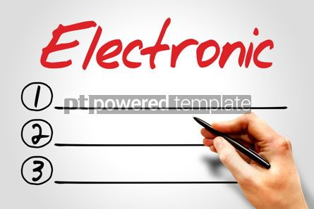 Technology: Electronic #08097