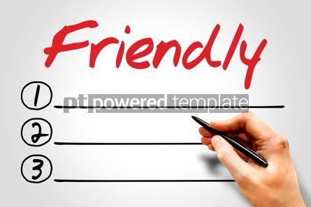 Education: Friendly #08100