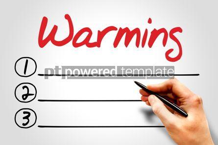 Education: Warming #08103