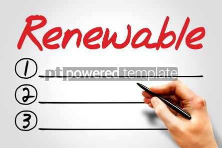 Education: Renewable #08105