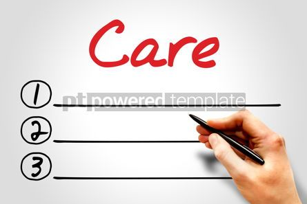 Education: Care blank list #08107