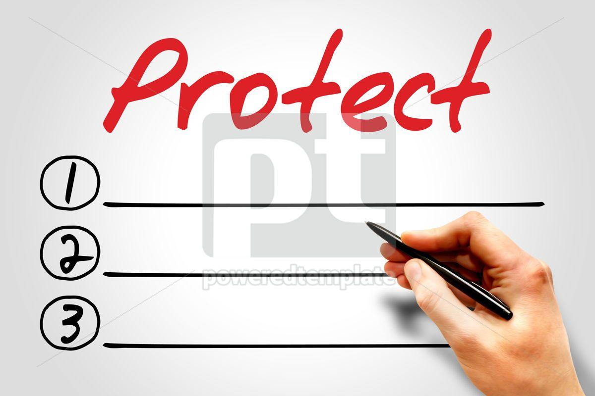 Protect, 08114, Education — PoweredTemplate.com