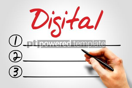 Technology: Digital #08123